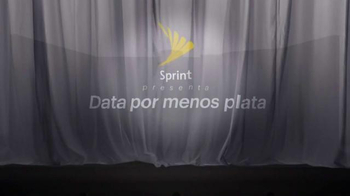 Sprint TV Spot, 'Data por menos plata' [Spanish] - Thumbnail 1