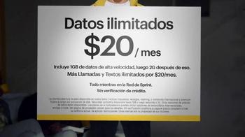 Sprint TV Spot, 'Data por menos plata' [Spanish] - Thumbnail 9