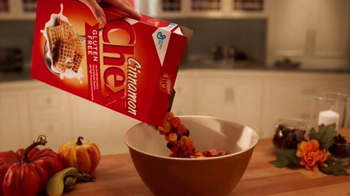 Gluten Free Cinnamon Chex TV Spot, 'Thanksgiving Magic' - Thumbnail 1