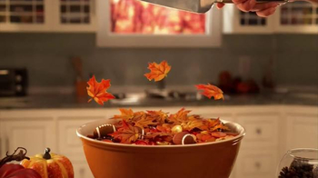 Gluten Free Cinnamon Chex TV Spot, 'Thanksgiving Magic' - Thumbnail 8