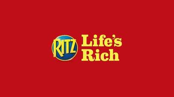 Ritz Crackers TV Spot, 'Best Gifts' - Thumbnail 7