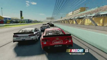 NASCAR '15 Victory Edition TV Spot, 'Make Your Move' - Thumbnail 5