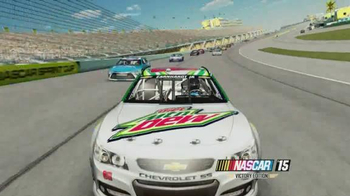 NASCAR '15 Victory Edition TV Spot, 'Make Your Move'