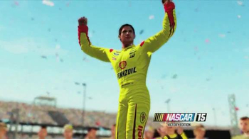 NASCAR '15 Victory Edition TV Spot, 'Make Your Move' - Thumbnail 8