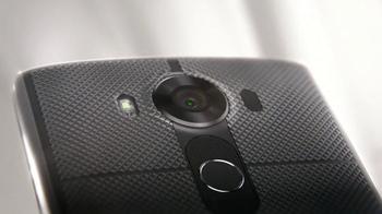 LG V10 TV Spot, 'In-Between Moments' - Thumbnail 3