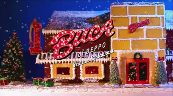 Buca di Beppo TV Spot, 'Buca is Your Home for the Holidays'