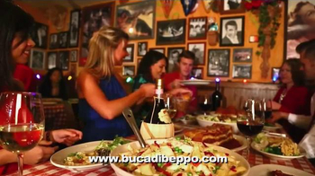 Buca di Beppo TV Spot, 'Buca is Your Home for the Holidays' - Thumbnail 8