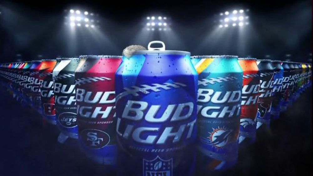 Bud light tv commercial open a can of football my team can bud light tv commercial open a can of football my team can ispot mozeypictures Gallery
