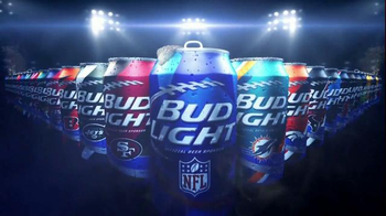 Bud Light TV Spot, 'Open a Can of Football: My Team Can' - Thumbnail 5