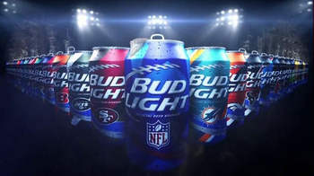 Bud Light TV Spot, 'Open a Can of Football: My Team Can' - Thumbnail 6