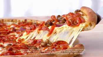 Papa John's Grandes Favoritas de los Jugadores TV Spot, 'Pizzas' [Spanish] - Thumbnail 4