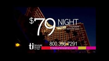 Treasure Island Hotel & Casino TV Spot, 'Indulge and Sail Away'