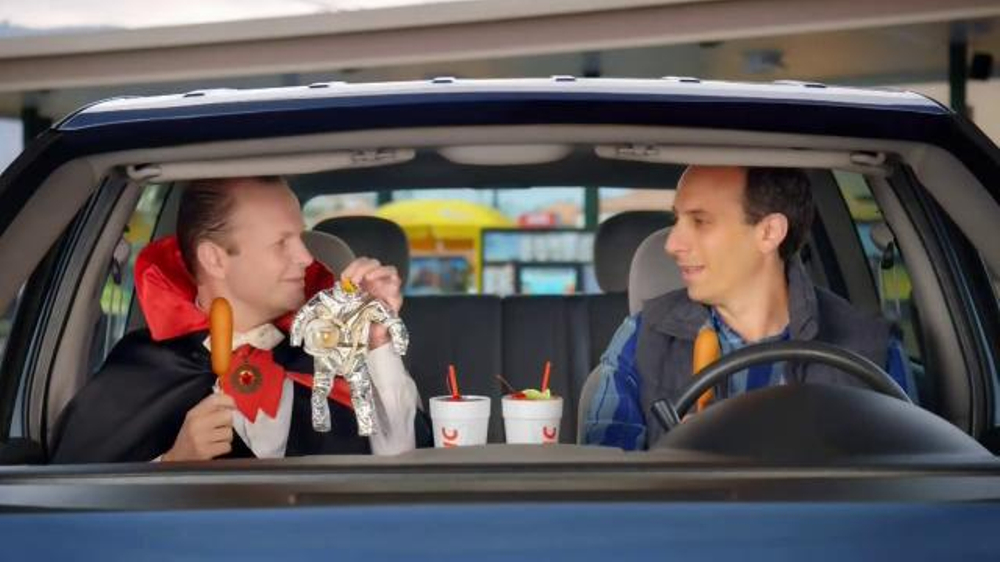 Sonic Drive-In Corn Dogs TV Commercial, 'Halloween Costume: Astronaut'