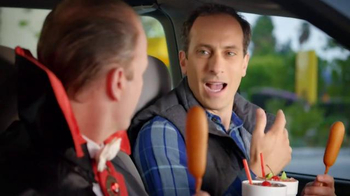 Sonic Drive-In Corn Dogs TV Spot, 'Halloween Costume: Astronaut' - Thumbnail 3