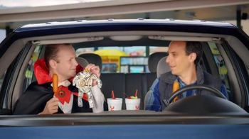Sonic Drive-In Corn Dogs TV Spot, 'Halloween Costume: Astronaut' - 421 commercial airings