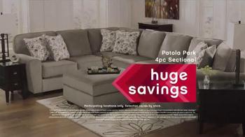 Ashley Furniture Homestore TV Spot, 'Extended Sale Week' - Thumbnail 4