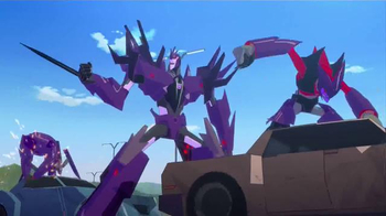 Transformers Robots in Disguise Mega Optimus Prime TV Spot, 'Converts Fast' - Thumbnail 2