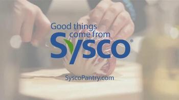 Sysco TV Spot, 'Sysco Stocks the Chopped: Impossible Pantry' - Thumbnail 10