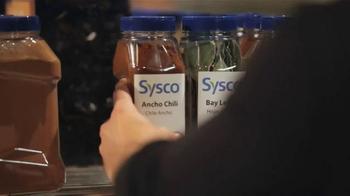 Sysco TV Spot, 'Sysco Stocks the Chopped: Impossible Pantry' - Thumbnail 4