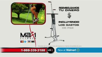 MaxiClimber TV Spot, 'Pruébalo' [Spanish] - Thumbnail 8