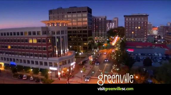 Visit Greenville SC TV Spot, 'Now We're Blushing' - 40 commercial airings