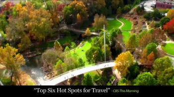 Visit Greenville SC TV Spot, 'Now We're Blushing' - Thumbnail 4