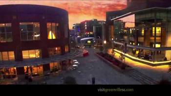 Visit Greenville SC TV Spot, 'Now We're Blushing' - Thumbnail 7
