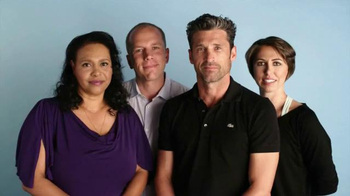 Breakaway From Cancer TV Spot, 'Essential' Patrick Dempsey - 41 commercial airings