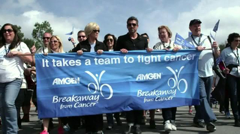 Breakaway From Cancer TV Spot, 'Essential' Patrick Dempsey - Thumbnail 8