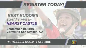 Best Buddies International TV Spot, 'Best Buddies Challenge: Hearst Castle' - Thumbnail 9
