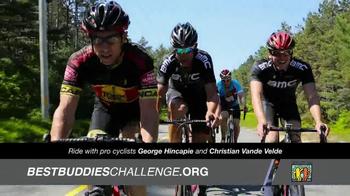 Best Buddies International TV Spot, 'Best Buddies Challenge: Hearst Castle' - Thumbnail 2