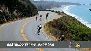 Best Buddies International TV Spot, 'Best Buddies Challenge: Hearst Castle' - Thumbnail 3