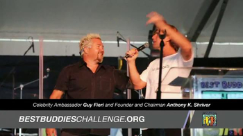 Best Buddies International TV Spot, 'Best Buddies Challenge: Hearst Castle' - Thumbnail 6