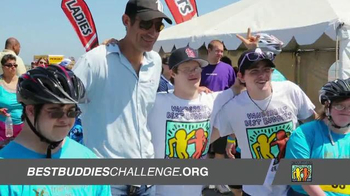 Best Buddies International TV Spot, 'Best Buddies Challenge: Hearst Castle' - 35 commercial airings