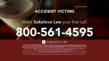 Sokolove Law TV Spot, 'Time Is Not On Your Side' - Thumbnail 6