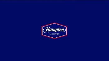 Hampton Inn & Suites TV Spot, 'Free WiFi: Air' - Thumbnail 1