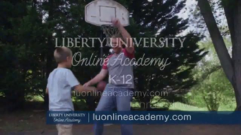 Liberty University Online Academy TV Spot, 'Christian Based Curriculum' - Thumbnail 10