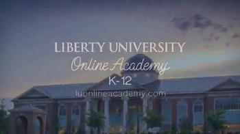 Liberty University Online Academy TV Spot, 'Christian Based Curriculum' - Thumbnail 3