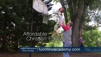 Liberty University Online Academy TV Spot, 'Christian Based Curriculum' - Thumbnail 4