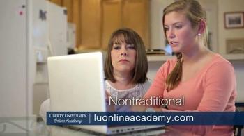 Liberty University Online Academy TV Spot, 'Christian Based Curriculum' - Thumbnail 5