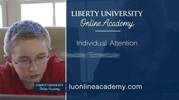 Liberty University Online Academy TV Spot, 'Christian Based Curriculum' - Thumbnail 7