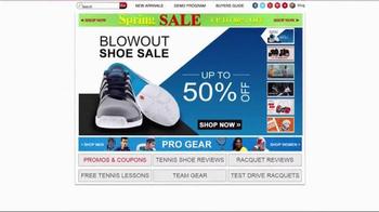 Tennis Express TV Spot, 'Shopaholics Anonymous' - Thumbnail 2