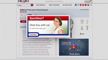 Tennis Express TV Spot, 'Shopaholics Anonymous' - Thumbnail 5