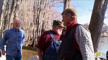 Texas Tourism TV Spot, 'Animal Planet: Wild Side' Featuring Pete Nelson - Thumbnail 6