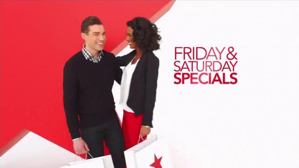 e46c4dab8e7ae7 Macy s Super Saturday Sale TV Commercial