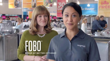 h.h. gregg Memorial Day Sale TV Spot, 'FOBO'
