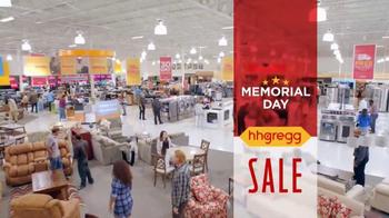 h.h. gregg Memorial Day Sale TV Spot, 'FOBO' - Thumbnail 6