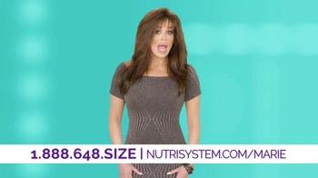 Nutrisystem Turbo10 TV Spot, 'It Happened' Ft. Marie Osmond, Dan Marino - Thumbnail 1