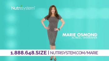Nutrisystem Turbo10 TV Spot, 'It Happened' Ft. Marie Osmond, Dan Marino - 571 commercial airings