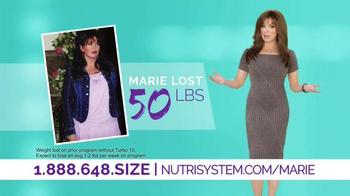 Nutrisystem Turbo10 TV Spot, 'It Happened' Ft. Marie Osmond, Dan Marino - Thumbnail 3
